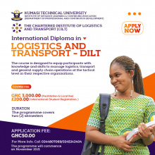 International Diploma in Logistics and Transport – DILT