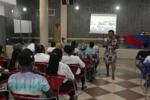 Workshop On Industrial Attachment Placement For All Students Of Kstu Is Organised.