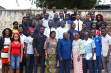 KsTU Bids Farewell To Students From Institut National Polytechnique